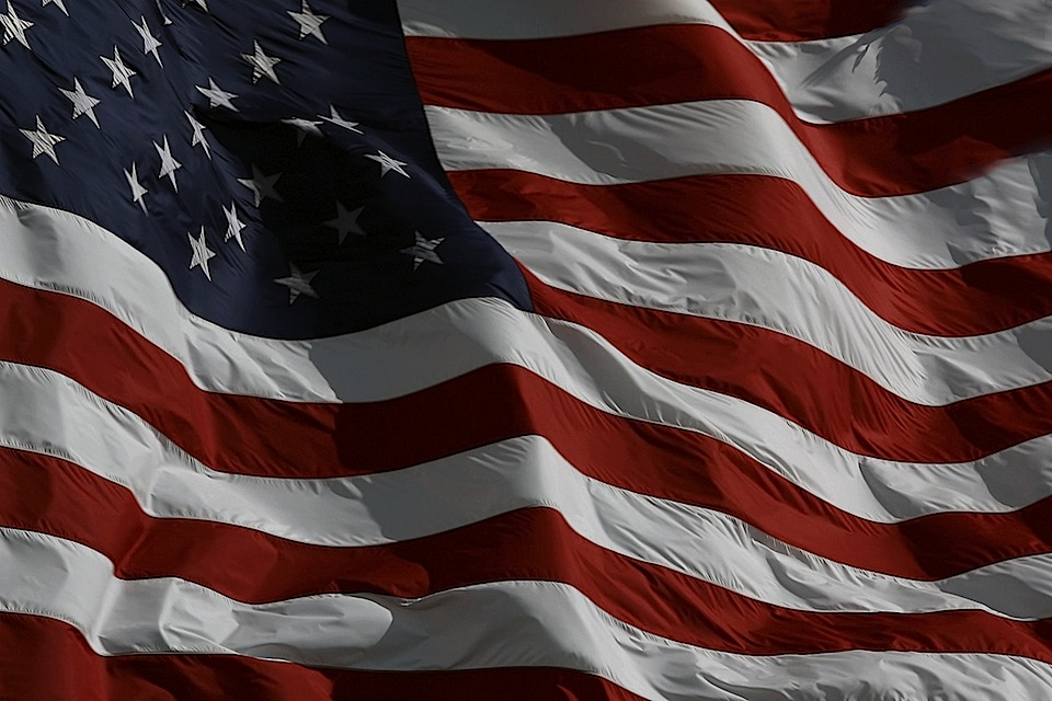 wtp2020 american flag background